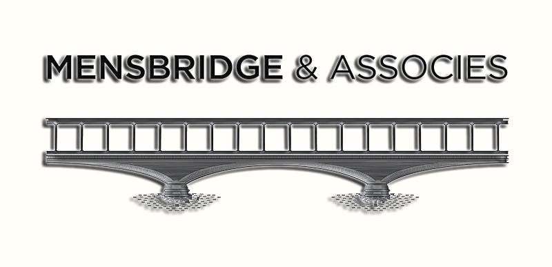 logo mensbridge & associé