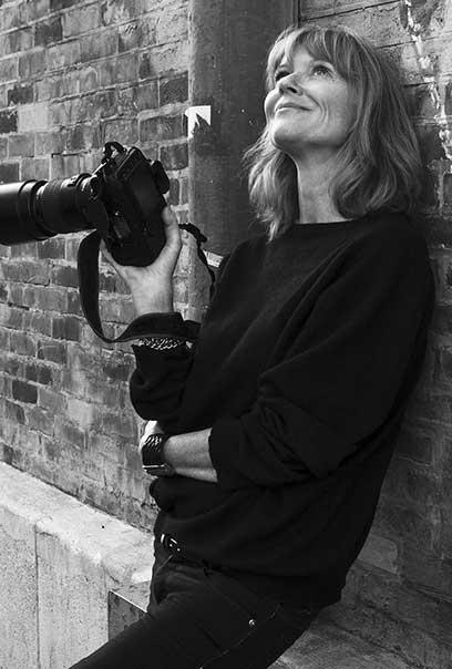 Shoky van der Horst - Photographe